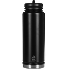 MIZU 360 V12 Enduro LE Borraccia 1200ml con tappo e cannuccia, black